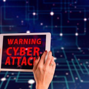 Warnung vor Cyberangriff